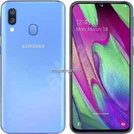 Resigilat Telefon Mobil Samsung A40 64GB Albastru