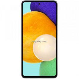 Telefon mobil Samsung Galaxy A52, Dual SIM, 256GB, 8GB RAM, 4G, White