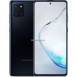 Telefon mobil Samsung Galaxy Note 10 LITE Dual SIM 128GB 6GB RAM 4G Black IMEI: 352575633894428
