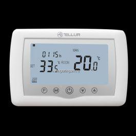 Termostat WiFi Tellur Centrala Alb