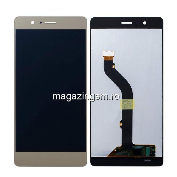 9e16bc74e2ef61 Display Cu Touchscreen Huawei P9 Lite Gold Pret