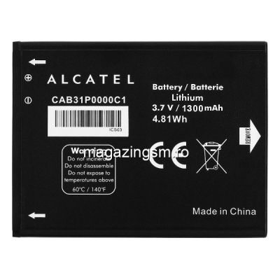 Acumulator Alcatel CAB31P0000C1 Original SWAP