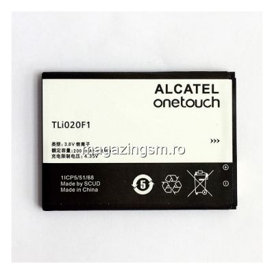 Acumulator Alcatel TLi020F1 Original SWAP