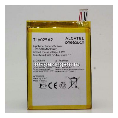Acumulator Alcatel One touch idol X+ Original SWAP