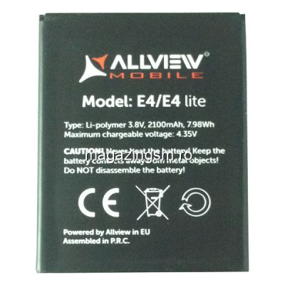 Acumulator Allview E4 / E4 Lite Original