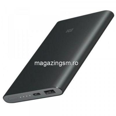 Acumulator extern Xiaomi Mi Power Bank 2S 10000 mAh Negru