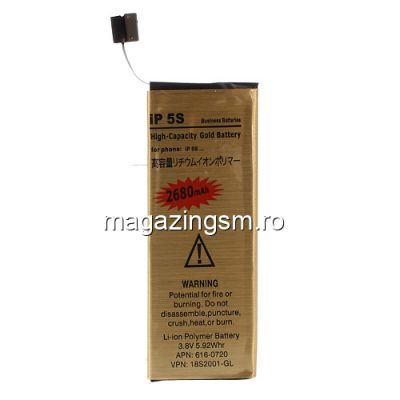 Baterie De Putere iPhone 5s 2680mAh