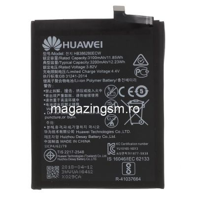 Acumulator Huawei P10 / Honor 9 HB386280ECW