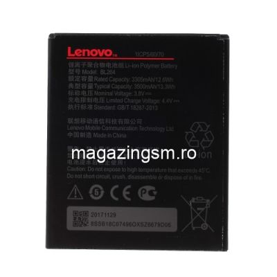 Acumulator Lenovo Vibe C2 Power BL264 Original