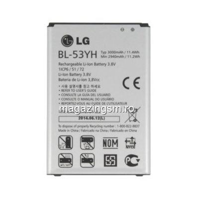 Acumulator LG G3 D855 D850 D851 BL-53YH Original SWAP