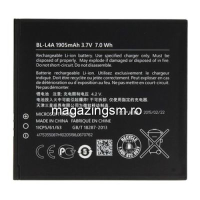 Acumulator Nokia Lumia 535 BL-L4A Swap