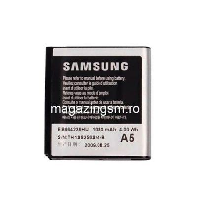 Acumulator Samsung S8000 Jet / S8003 Jet / Jet2 EB664239HU Swap