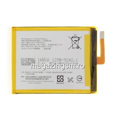Acumulator Sony Xperia  XA (F3111) / XA 1 / Xperia E5 / LIS1618ERPC OEM