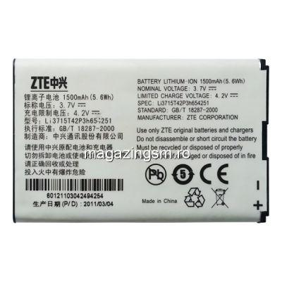 Acumulator ZTE Li3715T42P3h654251 Original SWAP