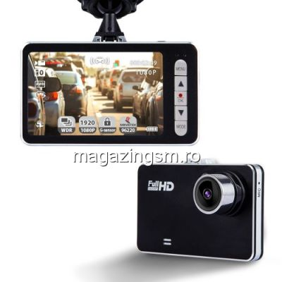Camera Auto Mini HD Cu Senzor WDR