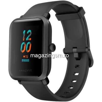 Amazfit Bip S Carbon Black (new model 2020 )