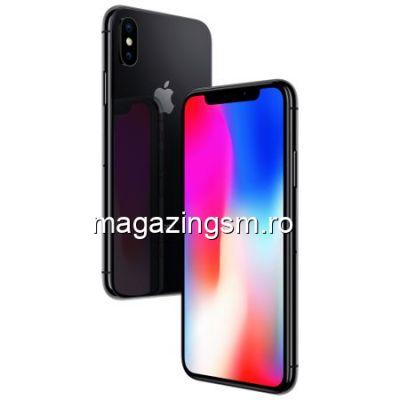 Telefon Mobil Apple iPhone X 64GB 4G Space Grey