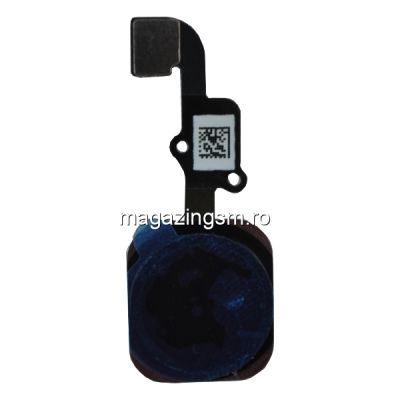 Banda Flex iPhone 6 Mufa Incarcare Cu Microfon Si Jack Audio Gri Originala