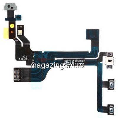 Banda Flex Buton Power On Off Si Volum iPhone 5C