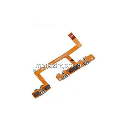 Banda Flex Buton Power On Off Si volum Motorola Moto X Play XT1562