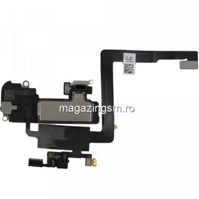 Banda Flex Casca Si Senzor Proximitate iPhone 11 Pro Original Swap