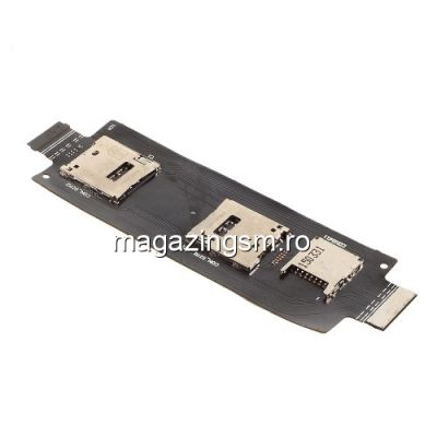 Banda Flex Cititor Sim Si Card Asus Zenfone 2 ZE551ML