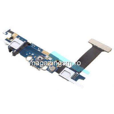 Banda Flex Conector Incarcare Samsung Galaxy S6 Edge G925 Originala