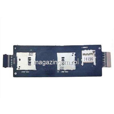 Banda Flex Cu Cititor Sim Si Card Asus Zenfone 2 ZE551ML