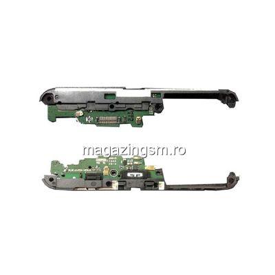 Banda Flex Cu Conector Incarcare Huawei Ascend Mate7 Originala