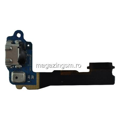 Banda Flex Placa Circuit Conector Incarcare Si Microfon HTC One Mini M4