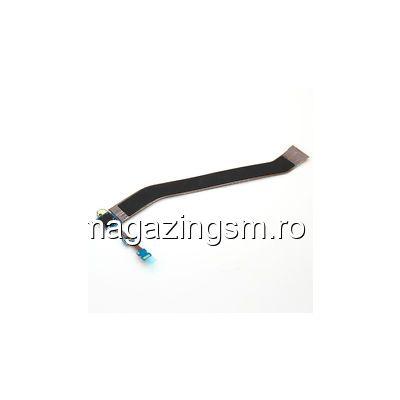 Banda Flex Cu Conector Incarcare Si Microfon Samsung Galaxy Tab 3 10,1 P5210 Originala