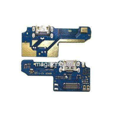 Banda Flex Placa Circuit Conector Incarcare Asus Zenfone Max Plus ZB570TL