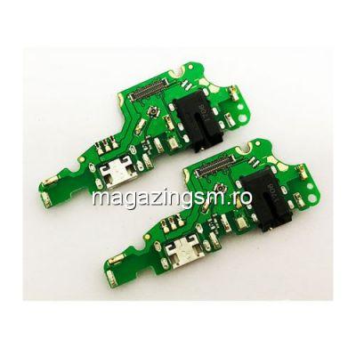 Banda Flex Placa Circuit Conector Incarcare, Jack Audio Si Microfon Huawei Mate 10 Lite