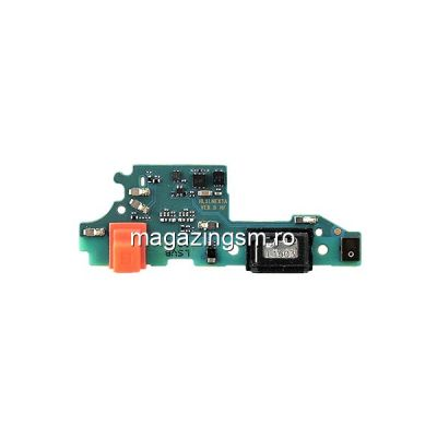 Banda Flex Placa Circuit Conector Incarcare Si Microfon Huawei Mate 8 Originala