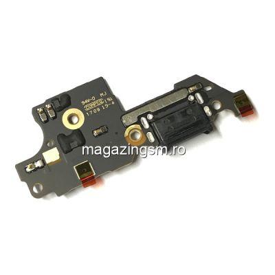Banda Flex Placa Circuit Conector Incarcare Si Microfon Huawei Mate 9 Originala