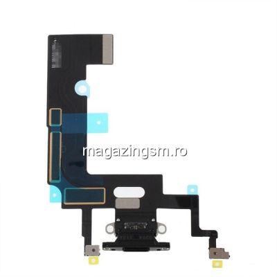 Banda Flex Cu Conector Incarcare Si Microfon iPhone XR