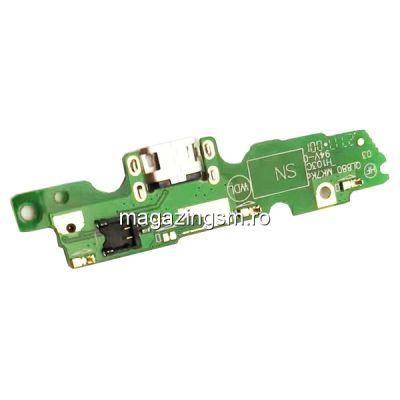 Banda Flex Placa Circuit Conector Incarcare Si Microfon Motorola Moto G5
