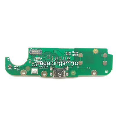 Banda Flex Placa Circuit Conector Incarcare Si Microfon Nokia 2