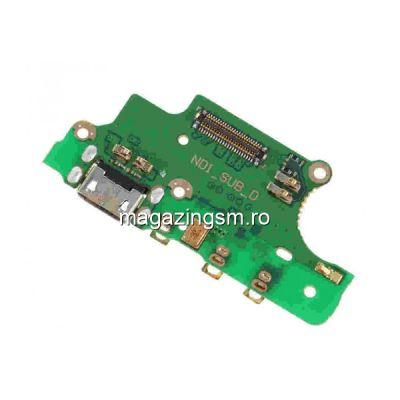 Banda Flex Placa Circuit Conector Incarcare Si Microfon Nokia 5