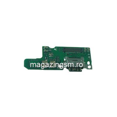 Banda Flex Placa Circuit Conector Incarcare Si Microfon Nokia 7
