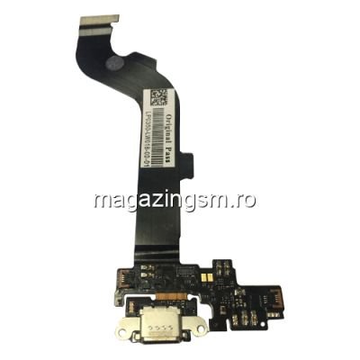 Banda Flex Placa Circuit Conector Incarcare Si Microfon Xiaomi Redmi Note 2