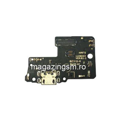 Banda Flex Placa Circuit Conector Incarcare Si Microfon Xiaomi Redmi Y2
