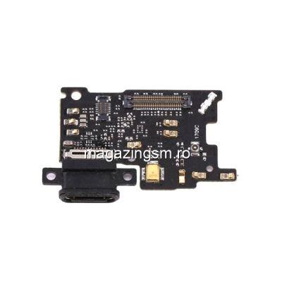 Banda Flex Placa Circuit Conector Incarcare Xiaomi Mi 6
