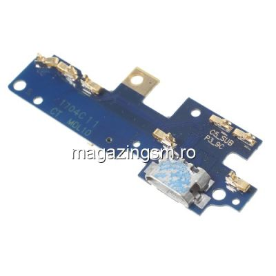 Banda Flex Placa Circuit Conector Incarcare Xiaomi Redmi 4