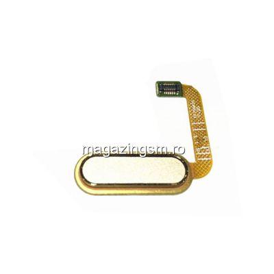 Banda Flex Senzor Amprenta HTC One M9 Plus Aurie