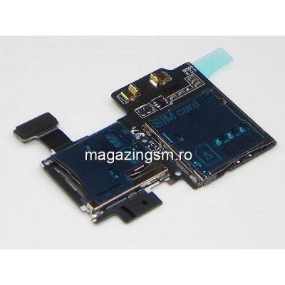 Banda Flex Slot Sim Si Cititor Card Samsung I9505 Galaxy S4 Originala