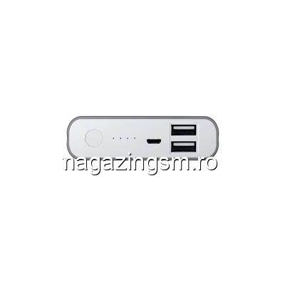 Baterie externa Huawei AP007 Power Bank 13000 mAh, Dual USB