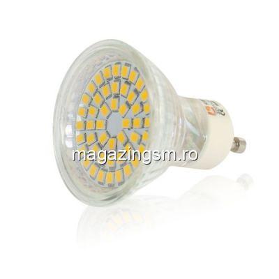 Bec LED 3W Lumina Calda Alba