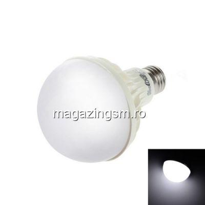 Bec LED 5W 220V Lumina Alba Rece