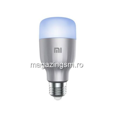 Bec LED RGB Inteligent Xiaomi Mi E27
